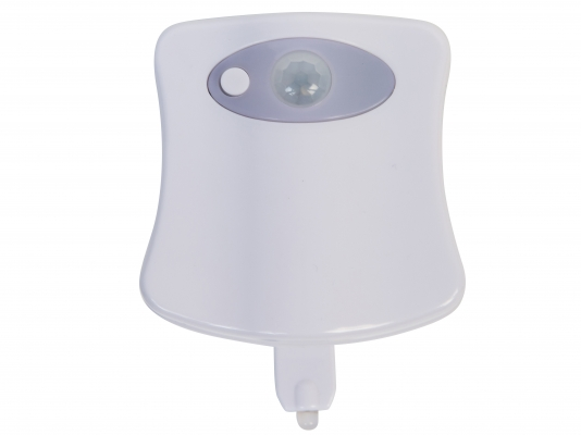 Colour Changing Toilet Pan Night Light
