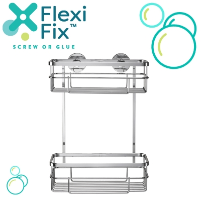 Flexi-Fix™ Baskets - Screw or Glue!