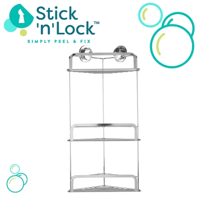 Stick 'n' Lock™ Accessories - Easy Install!