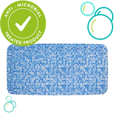 Anti-Microbial Bath Mats