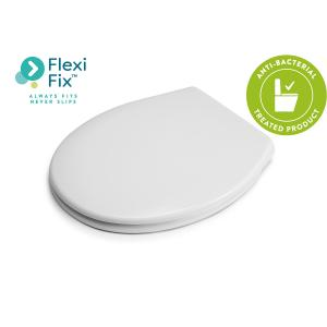 Flexi-Fix™ Constance Toilet Seat with Soft Close and Quick Release